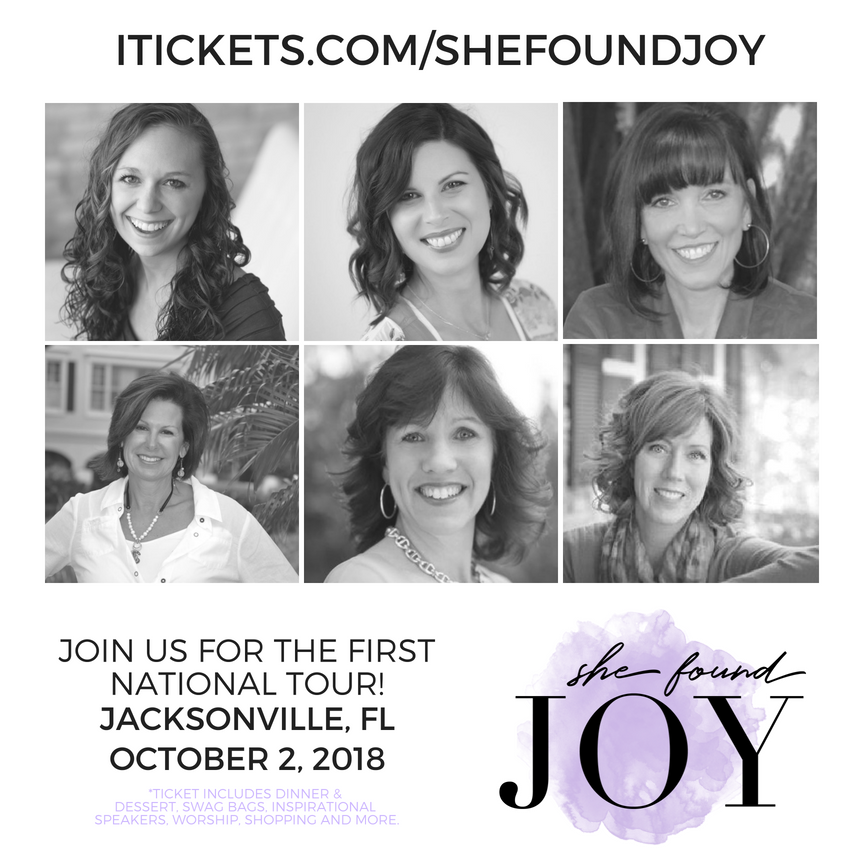 She Found Joy Ladies Night Out National Tour Lauren Gaskill, Christy Mobley