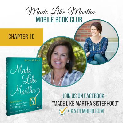 Made Like Martha Mobile Book Club (Chapter #10)