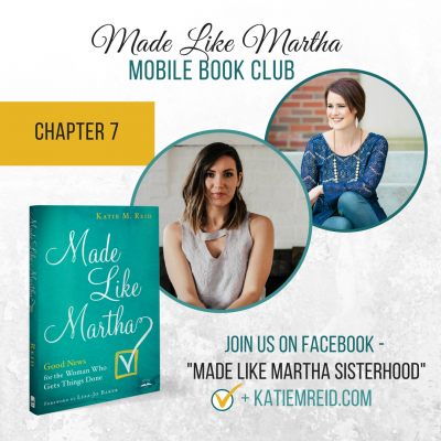 Made Like Martha Mobile Book Club (Chapter #7)