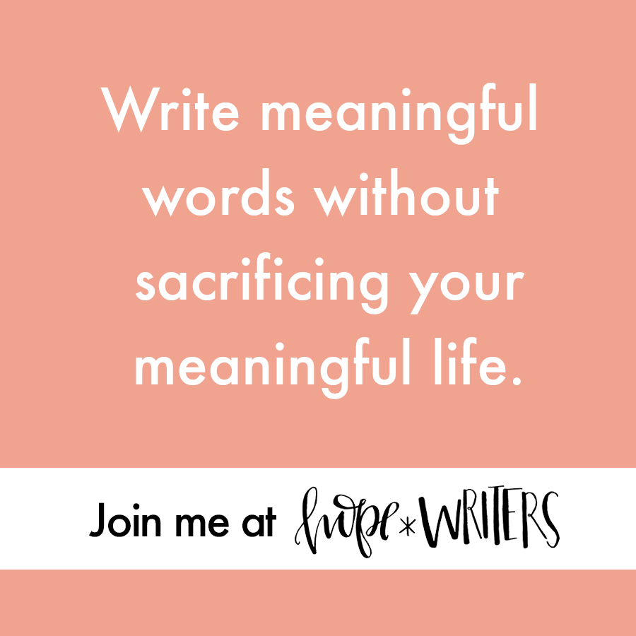 Join hopewriters today, the most encouraging online writing community.