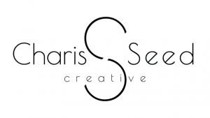 logo for Charis Seed Photography