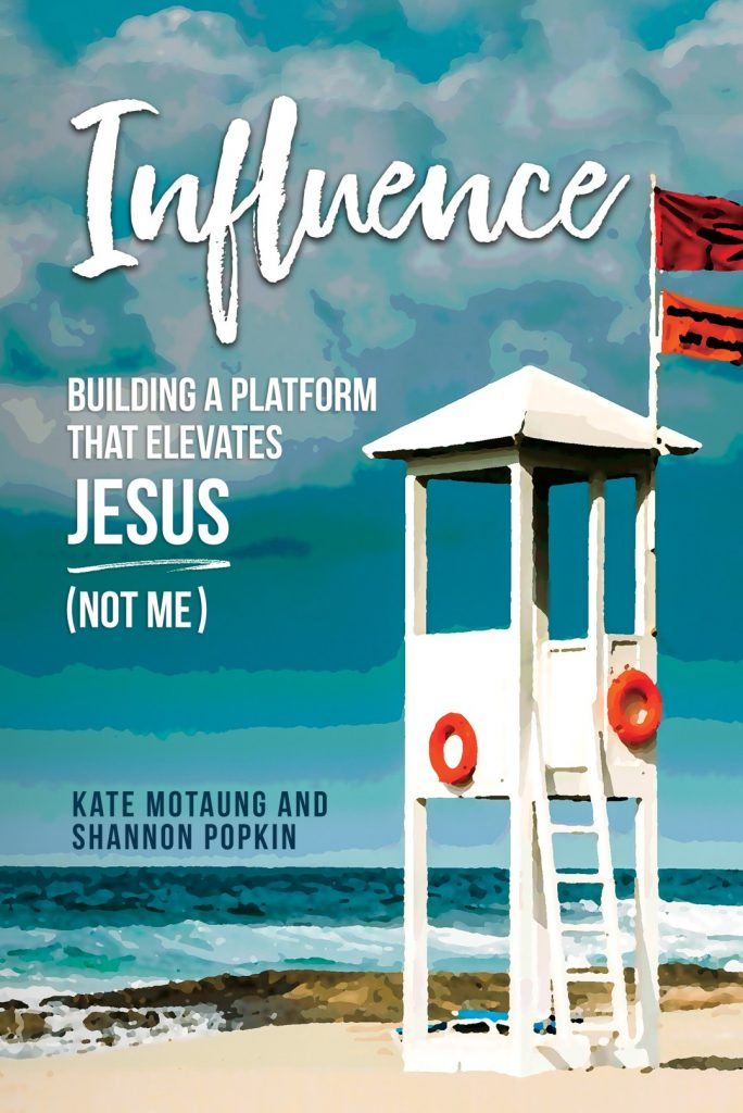Influence book for Christian speakers and writers by Motaung and Popkin