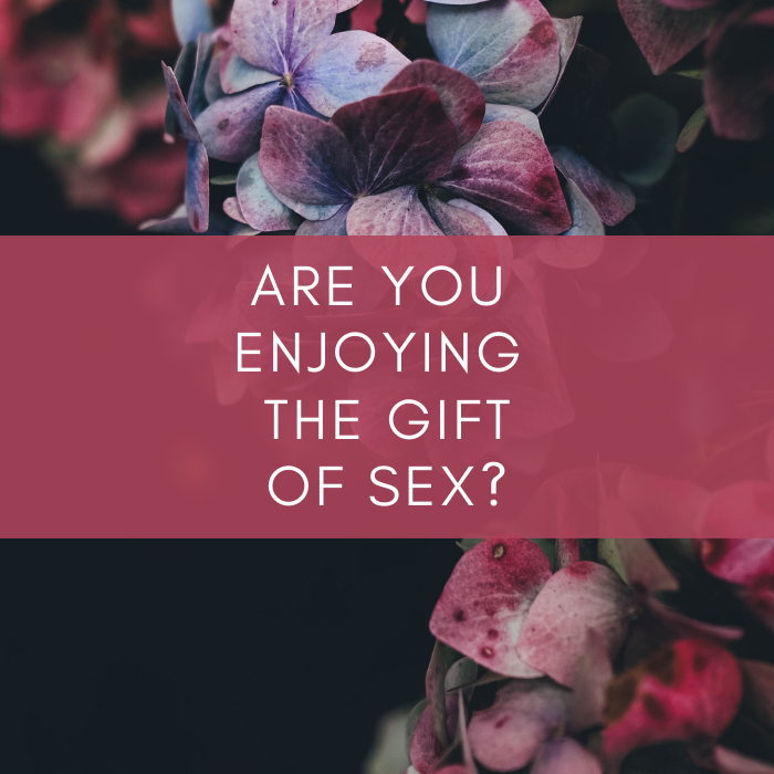enjoy the gift of sex within your marriage guest post by Ashley Willis of Marriage Today