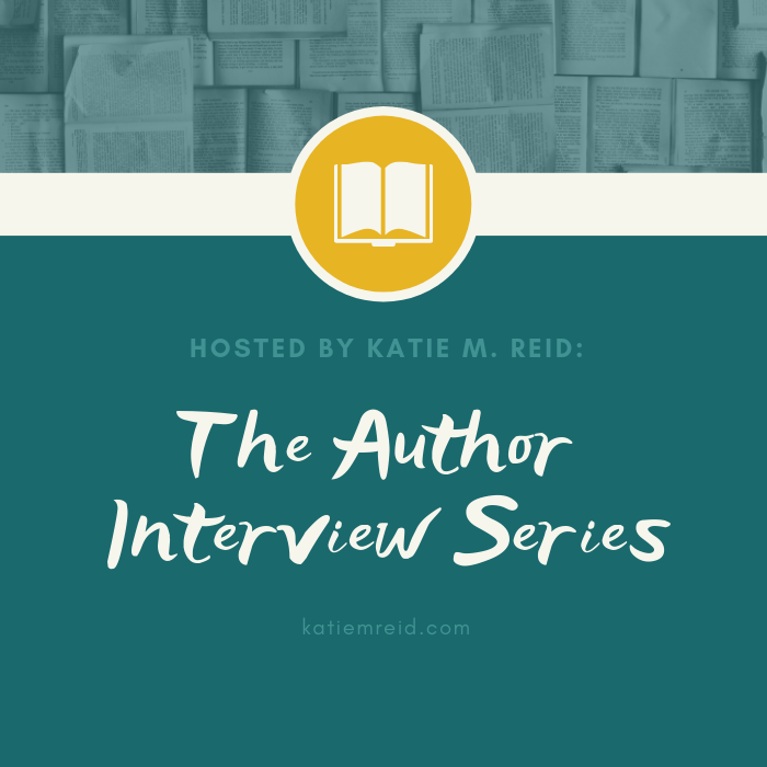 Katie M. Reid hosts the Author Interview Series
