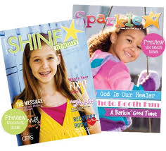 GEMS Shine and Sparkle Magazines