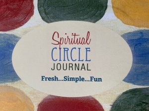 Spiritual Circle Journal by Liz Lassa