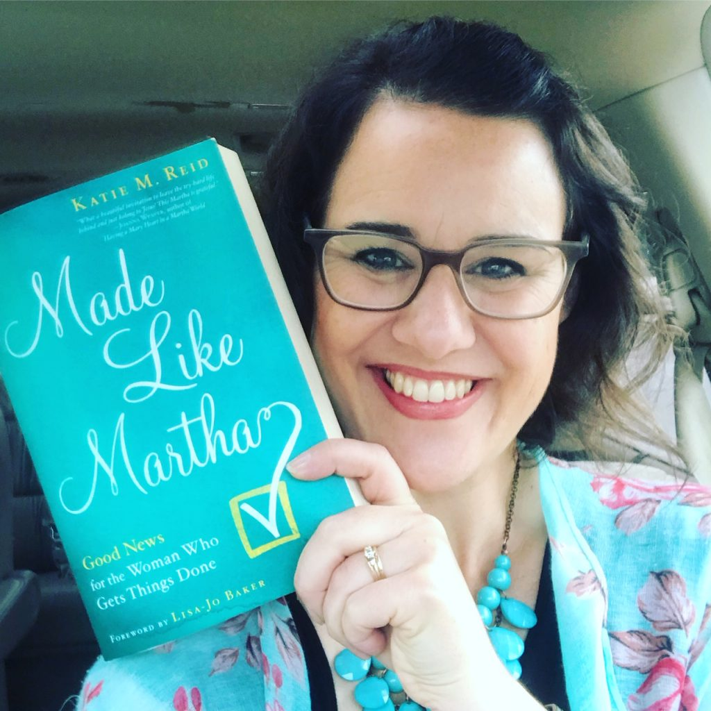 Made Like Martha book turns two author Katie M. Reid WaterBrook best-seller