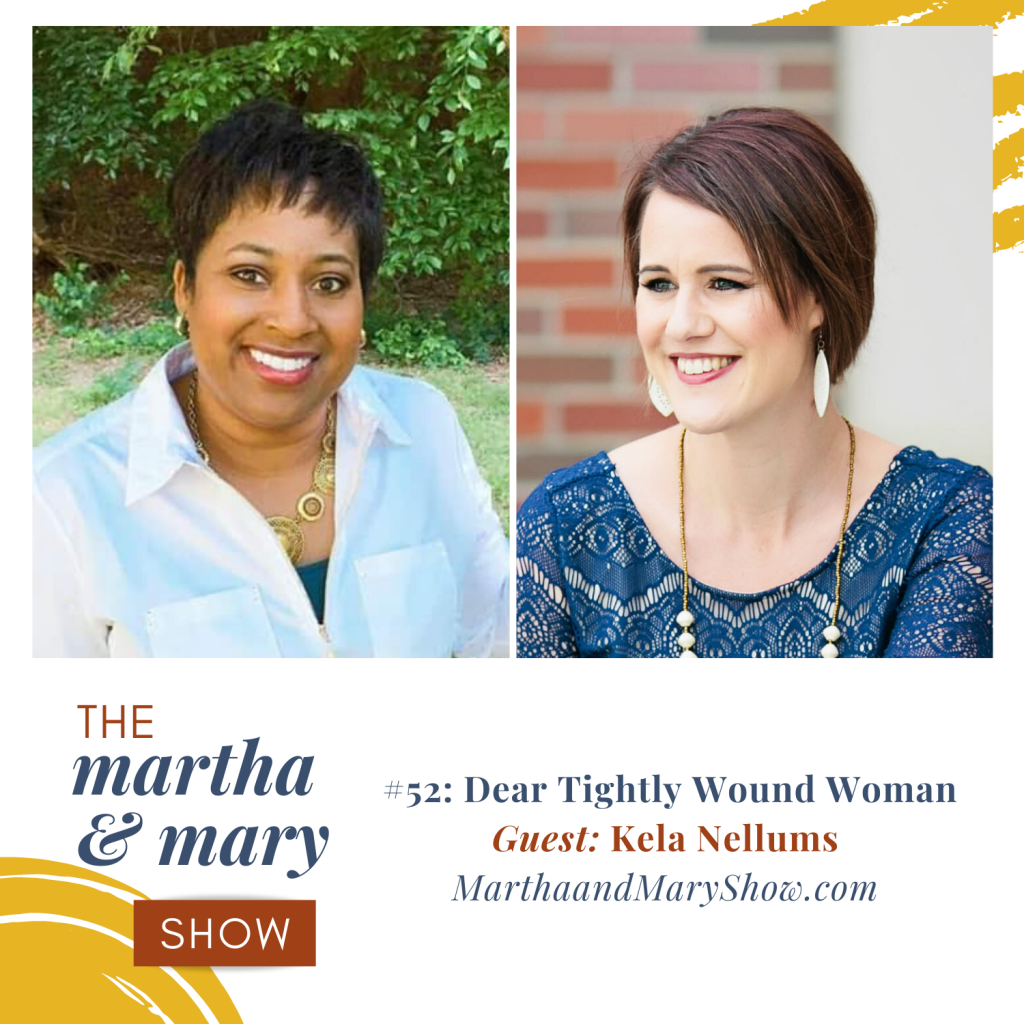 Martha Mary Show Summer Series Kela Nellums Katie Reid Tightly Wound Woman