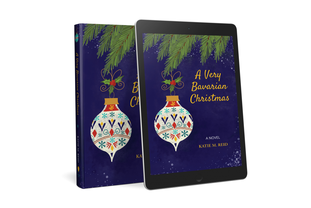 A Very Bavarian Christmas book by Katie M. Reid