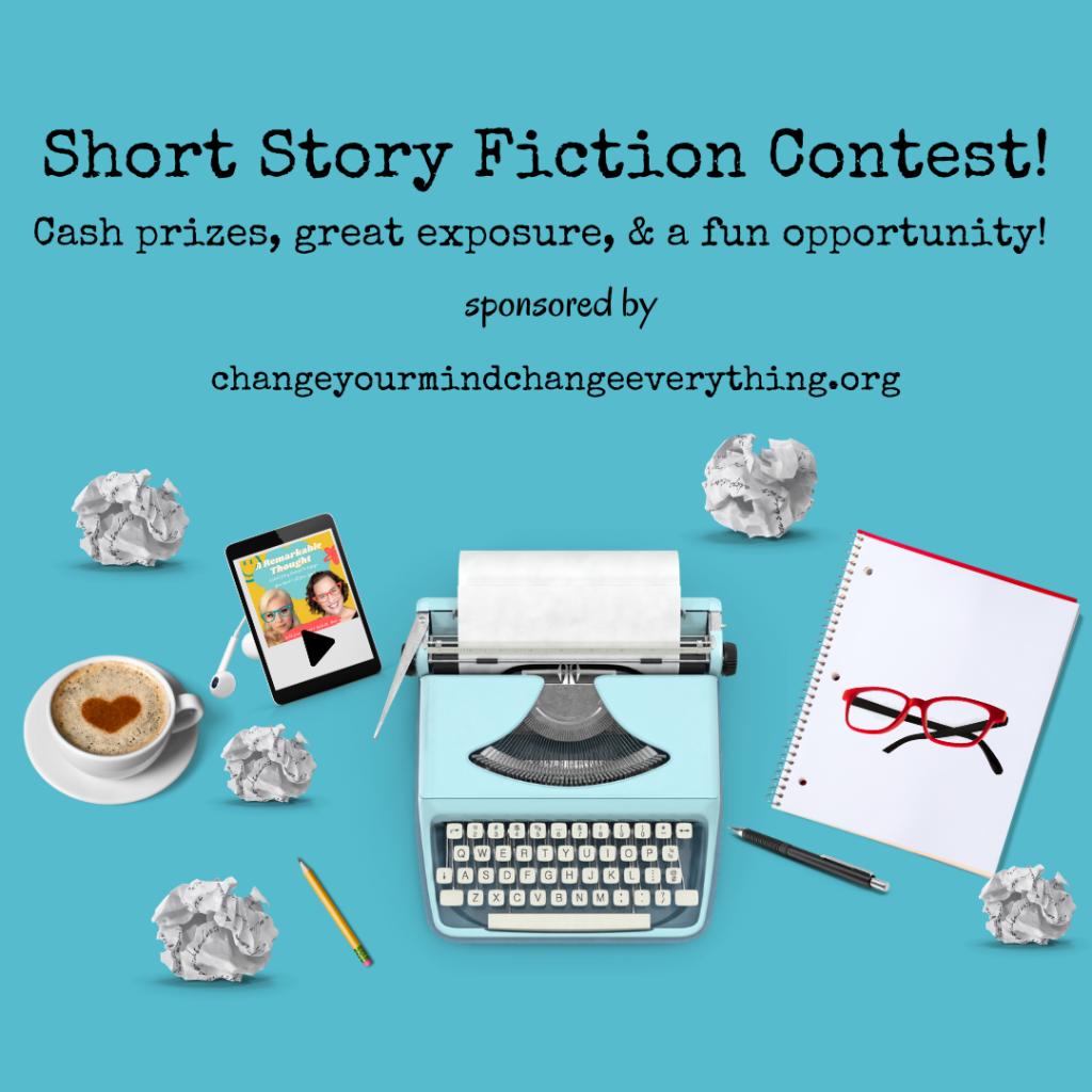 Enter short story fiction contest 2021