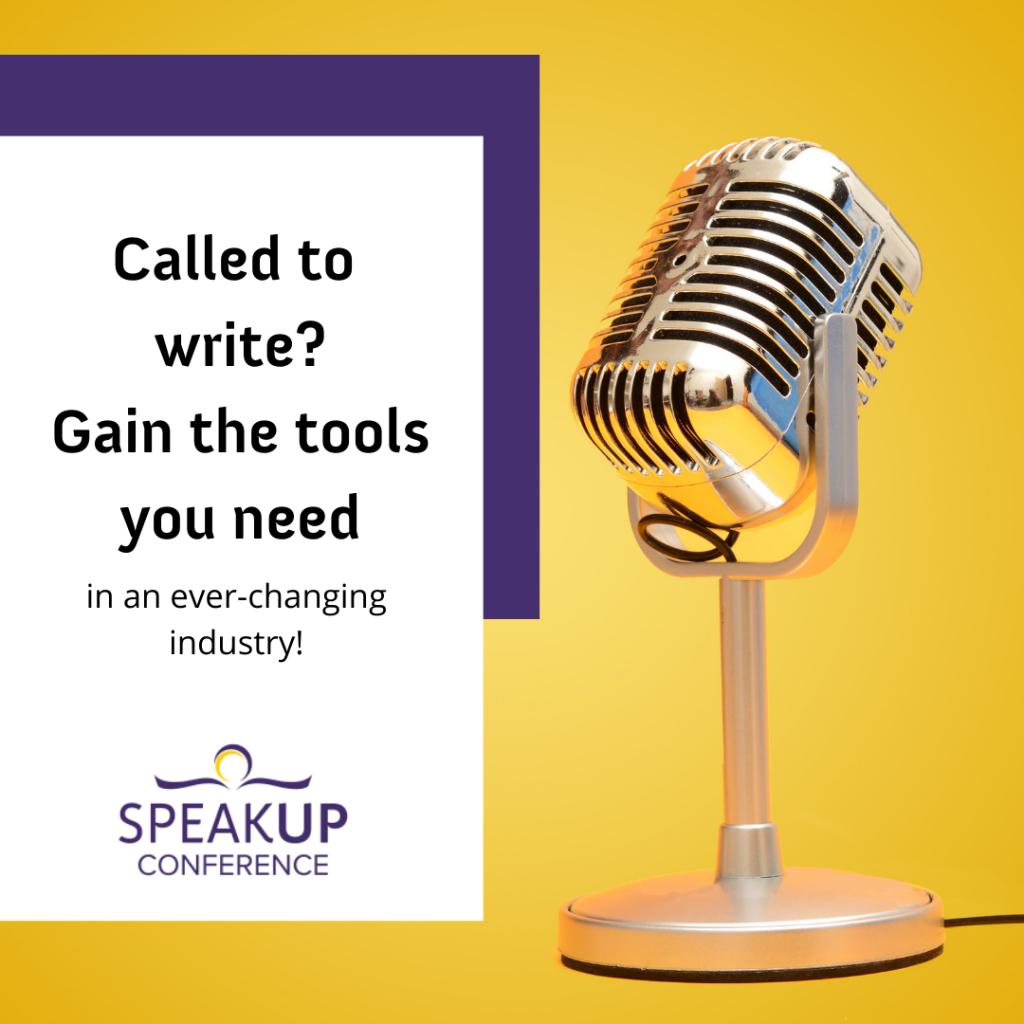 Speak Up Conference Carol Kent writers speakers discount