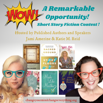 Wow! A Remarkable Thought Short Story Fiction Contest
