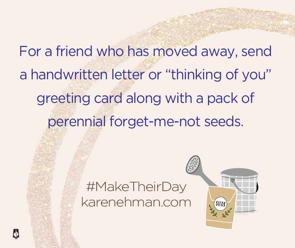 Make their day by Karen Ehman quote